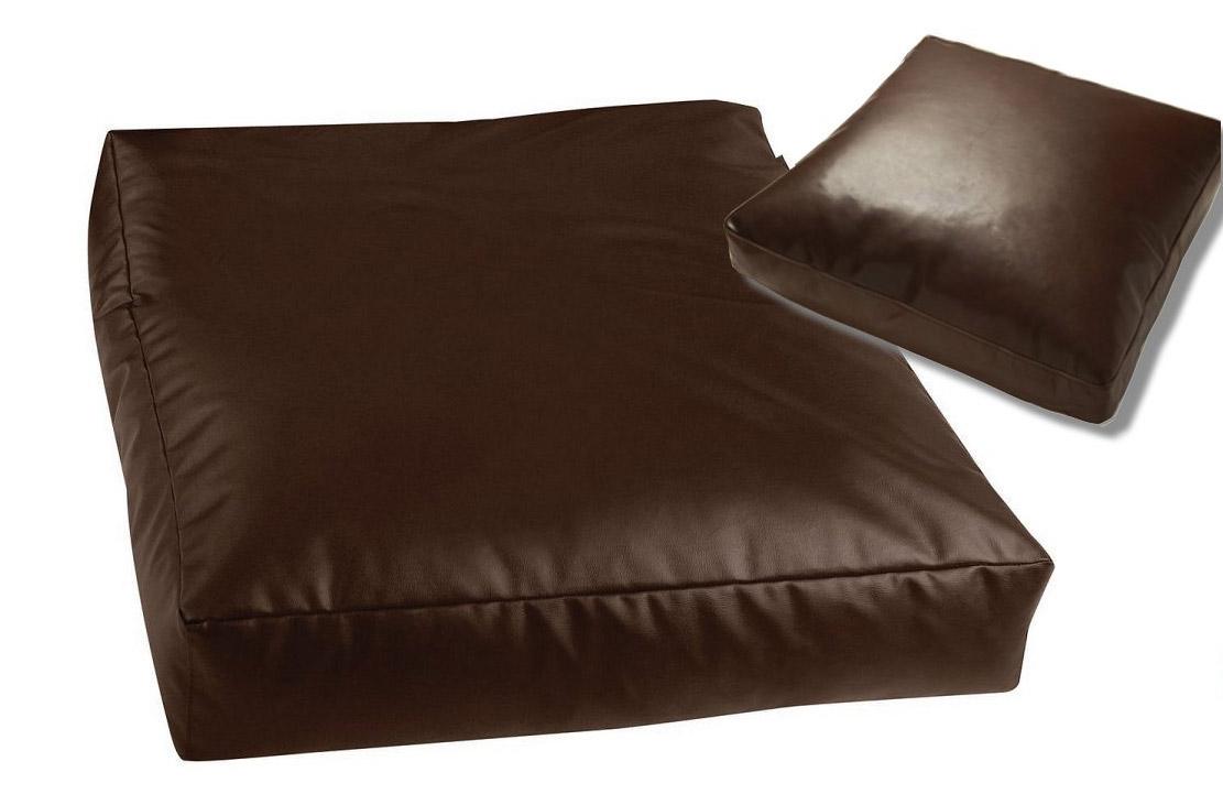 cuscini in pelle per divani calia maddalena