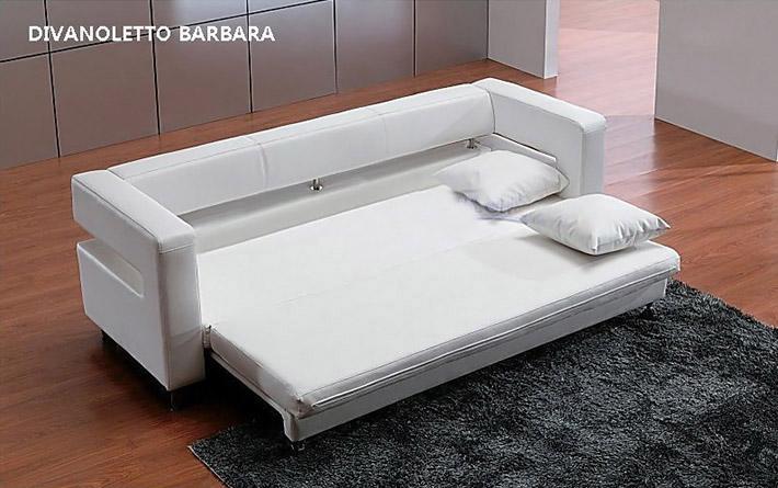 Divano letto Barbara