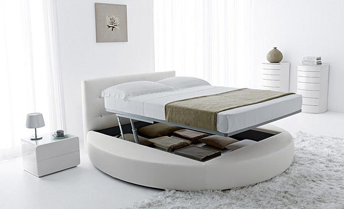 Divano Letto Tondo ~ Idee per il design della casa