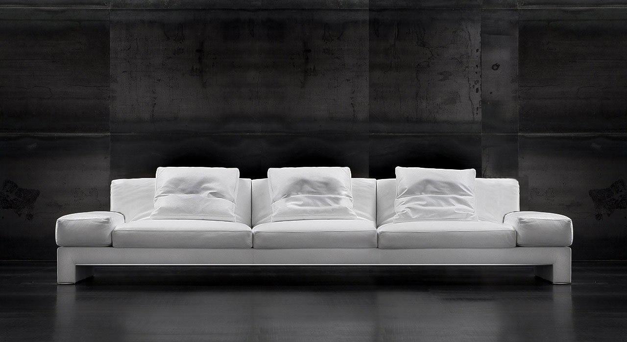 divano in pelle design america