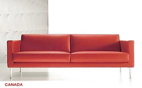 Divani design canada for Divani bellissimi moderni