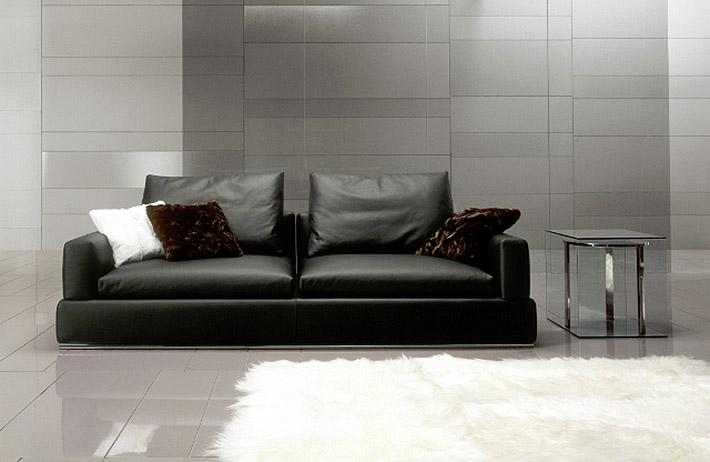 Divani curvi componibili divano componibile con chaise for Divani rossi