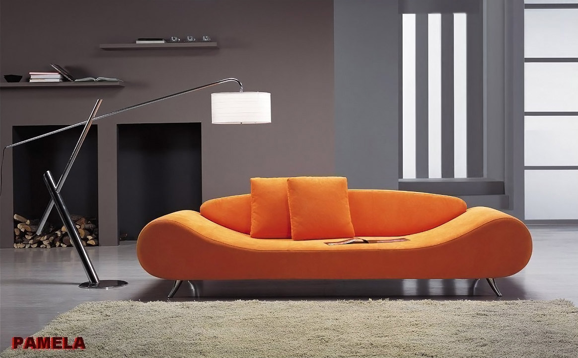 Beautiful divani moderni in pelle design gallery - Divani moderni in pelle design ...