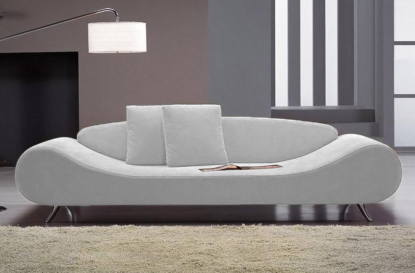 stunning divano pelle bianca gallery. Black Bedroom Furniture Sets. Home Design Ideas