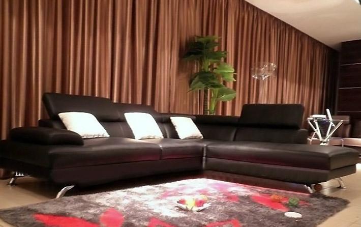 Divani design principe - Rivestire divano in pelle ...