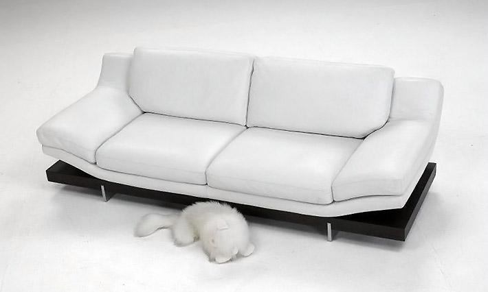 poltrona divanoletto trix kartell. divano letto dell. divano ...