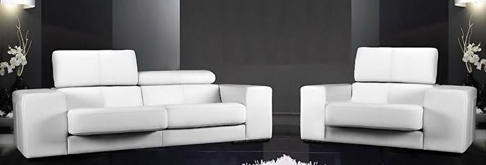divani in pelle design tim - Divani Con Seduta Allungabile