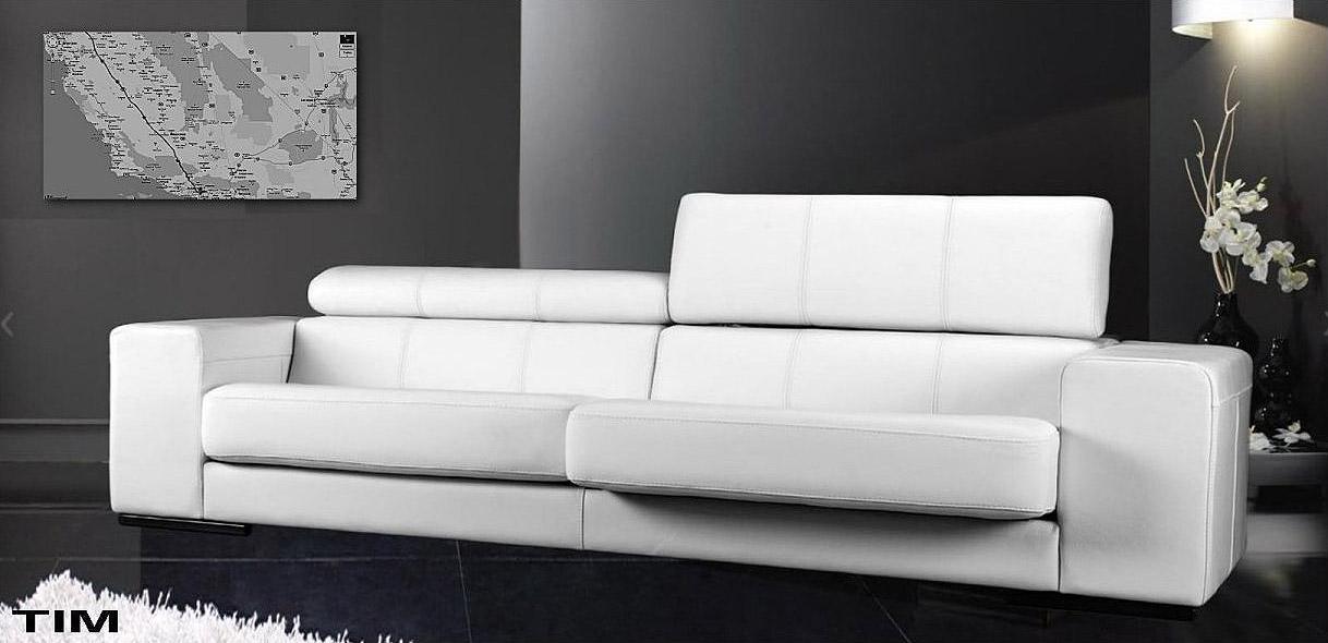 Divani design tim for Divano letto 4 posti lineare