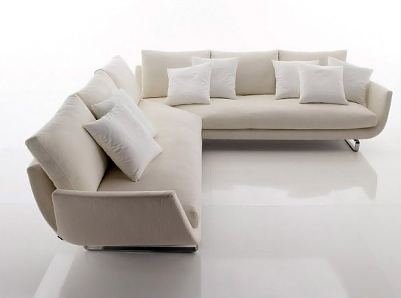 Divani in pelle design venezia for Divani da design