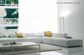 Divano angolare Casablanca 360x270 cm