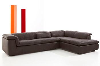 Divano angolare 330 x 180 cm
