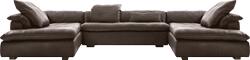 Divano Angolare Doppio 160x400x160 cm